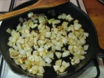 Onions and horseradish