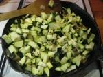 Zucchini and Horseradish Mishmash 2