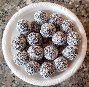 Chocolate balls 2